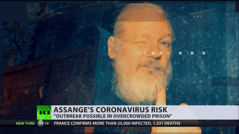 Bail denied Not even COVID 19 threat can free Assange