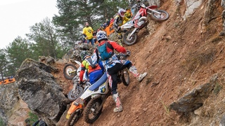 Hixpania Hard Enduro | The Lost Way | Graham Jarvis 🏆 | Day 3 Highlights