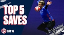 Top 5 Saves Final Weekend Day 16 Womens EHF EURO 2020