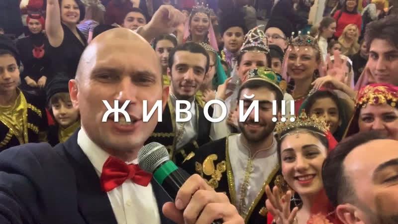 Денис Мокроусов Ведущий нарезка