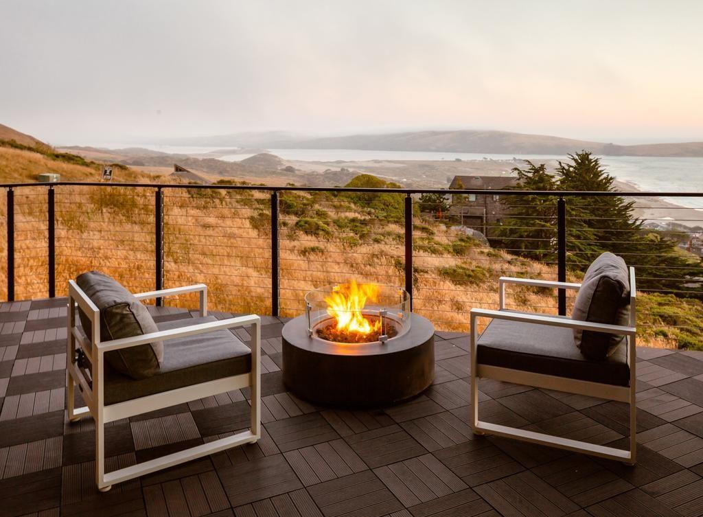 Дом для уикэндов с друзьями на берегу океана в Калифорнии (300 кв.