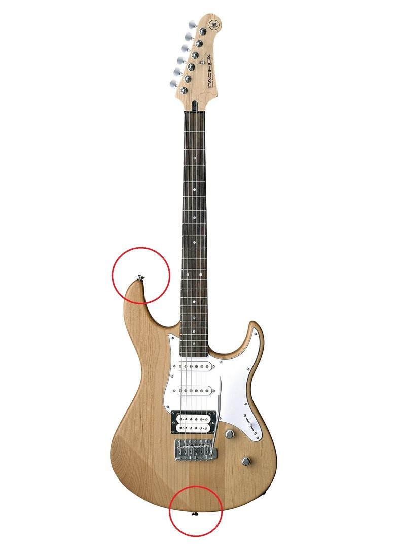 Гитарный ремень, изображение №3