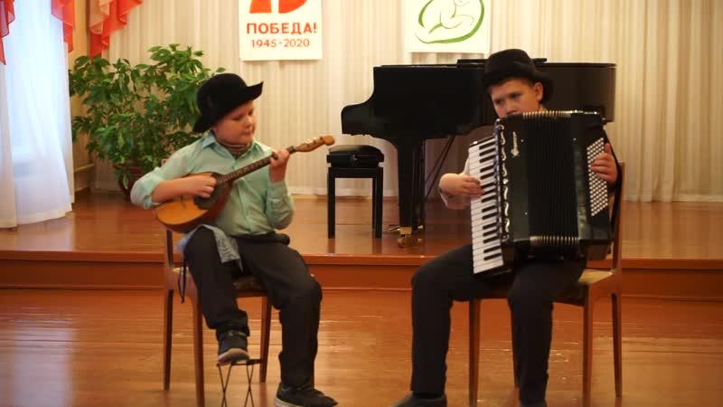 Вялов Сергей и Вялов Николай