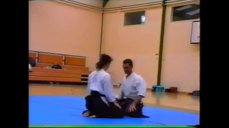 Хакко рю Р Хоббс 1991 г