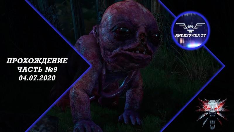 Ведьмак 3 Дикая Охота Прохождение Часть №9 04 07 2020