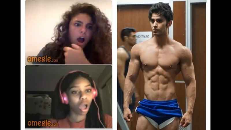 Can This Guy Compete against Zyzz on Omegle