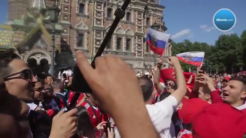 المغاربة يشعلون سماء روسيا بأغنية بيلا تشاو على 480P mp4
