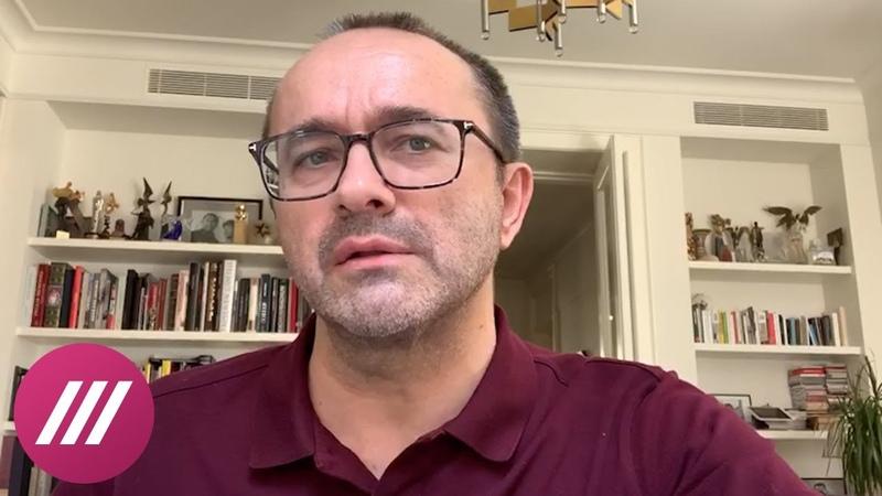 Разве в такой стране мы мечтали оказаться Заявление Андрея Звягинцева Дождь