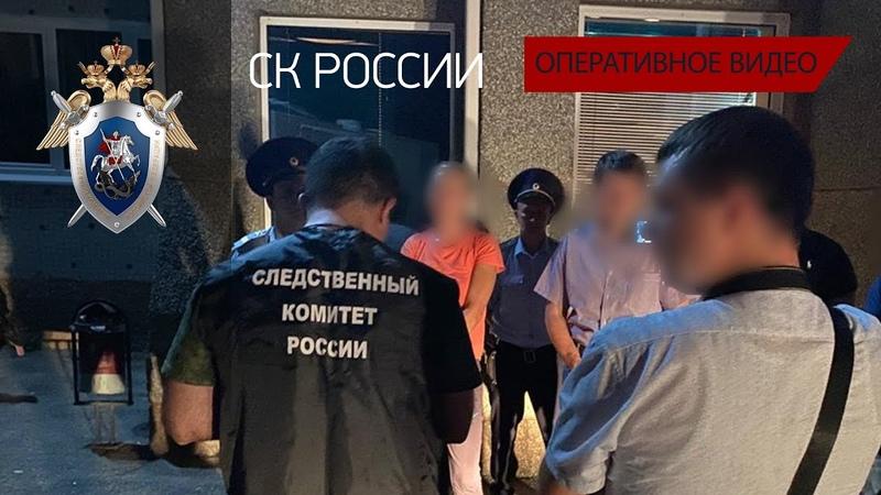 В Краснодарском крае задержана обвиняемая в особо тяжком преступлении в отношении малолетнего