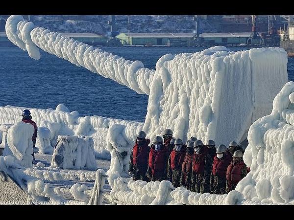 Sohu корабли США и НАТО в Арктике превратились в эскимо повеселив русских