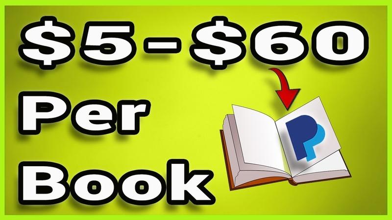 Earn $5-$60 Per Book You Read - Earn Free Paypal Money 2020