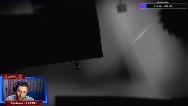 Прошел первую игру на стриме Концовка душевная Dooouble D on Twitch