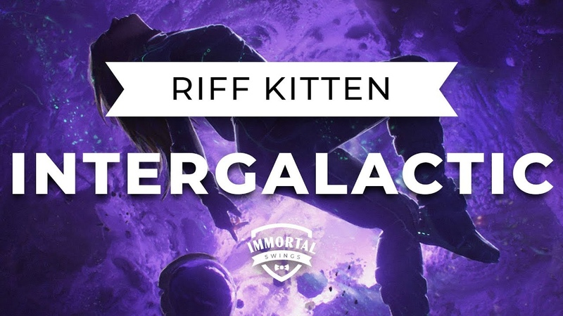 Riff Kitten Alanna Lyes Intergalactic Electro Swing