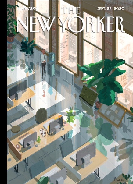 The New Yorker September 28  2020