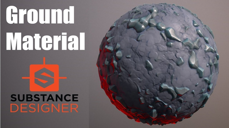 Substance Designer Ground