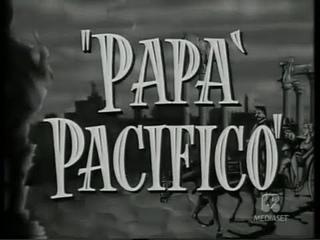 Papà Pacifico / Nando Bruno, Antonella Lualdi, 1954 | TUaROMA TV