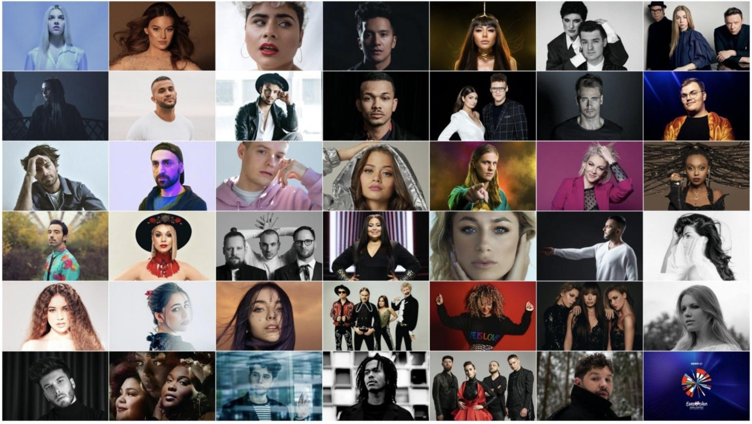 Евровидение 2020 16.05.2020 смотреть онлайн