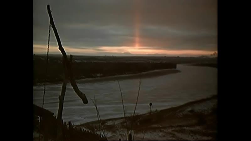 Дальняя дорога фрагмент из фильма Тихий Дон 1957г