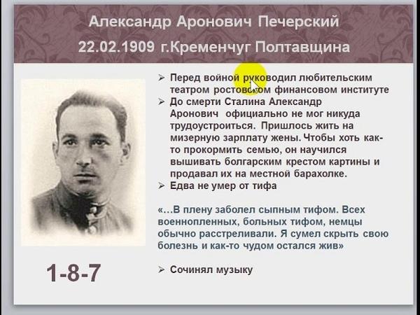 Собибор. История Печерского с точки зрения астрологии