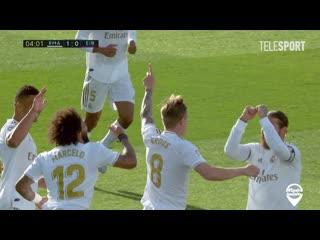 Реал Мадрид  Эйбар. Гол Тони Крооса