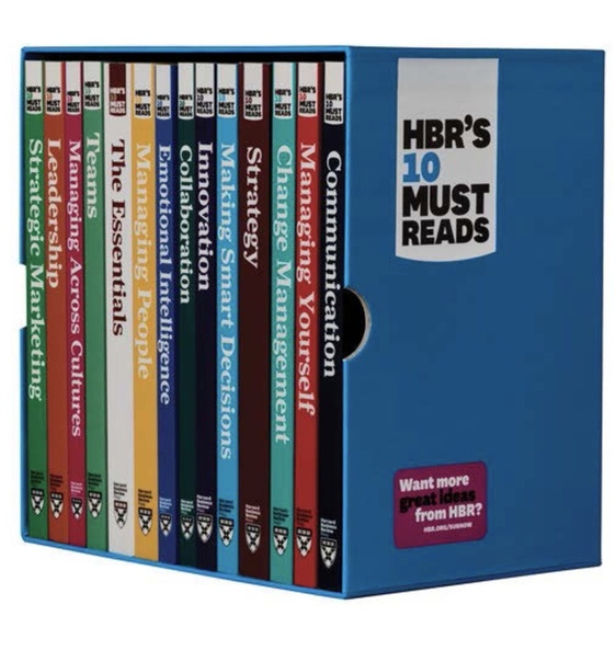 HBR's 10 Must Reads Ultimate Boxed Set by misc. authors