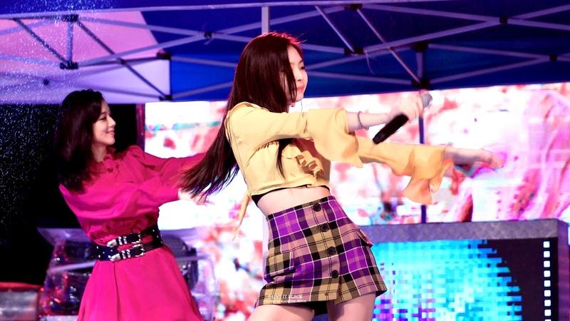 180516 JENNIE - PLAYING WITH FIRE @ MyongJi University Festival