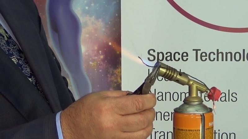 Salud de Emergencia Una copa de vida nanotecnología casera