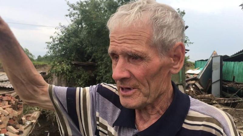 Наводнение Истории людей Тулун