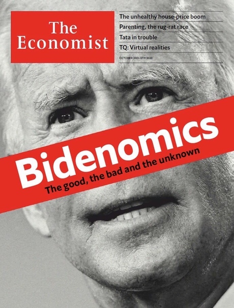 The Economist - USA Edition. October 03, 2020