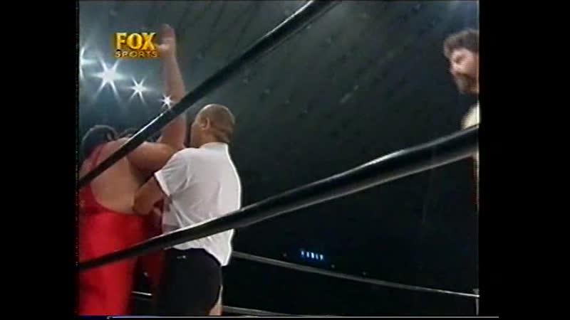 Bushido on FOX Sports 4 1