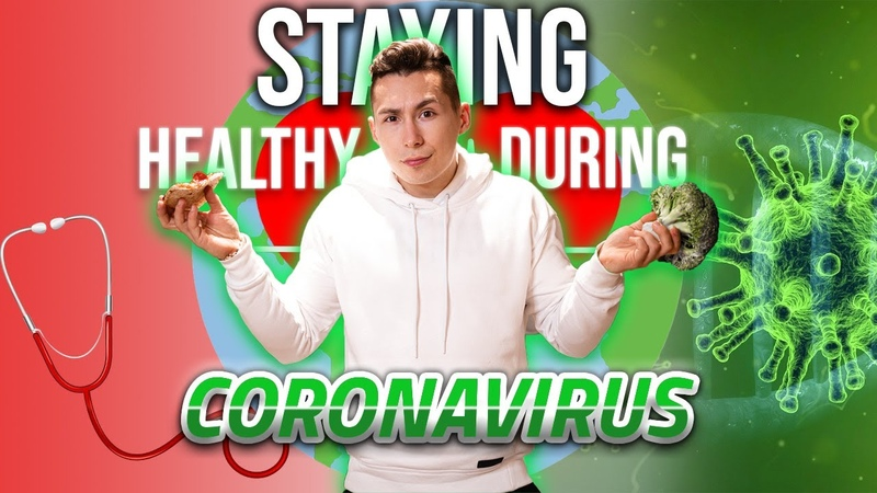 HOW TO STAY HEALTHY DURING CORONAVIRUS WORLDS HEALTH DAY