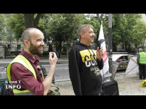 Klärung zwischen Olaf und Ricardo sowie Aufruf für den 29.08.2020