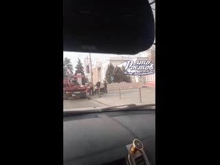 Задержали мотоциклиста без прав на ул.Менжинского -  - Это Ростов-на-Дону!