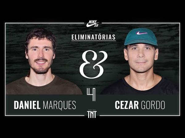 DANIEL MARQUES x CEZAR GORDO SLIDES GRINDS 4