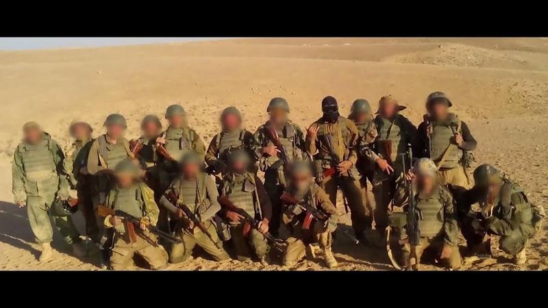 Боец в форме подтвердил свое ранение и факт наличия российской ЧВК в Ливии