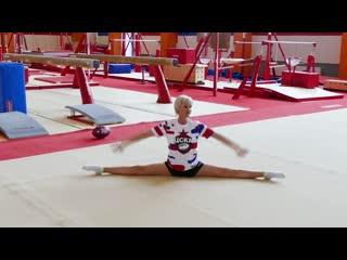 """Тренировка со Светланой Хоркиной в рамках проекта """"Мама, папа, я - регбийная семья"""""""