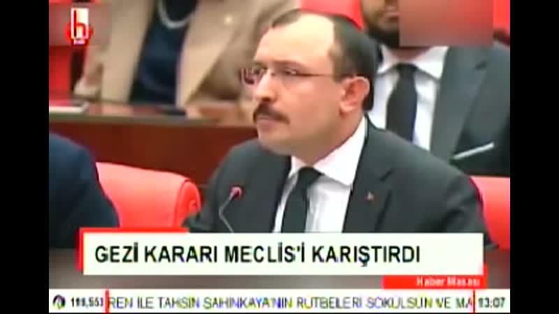 GEZİ KARARI MECLİSİ KARIŞTIRDI 19 2 2020 ÇRŞ