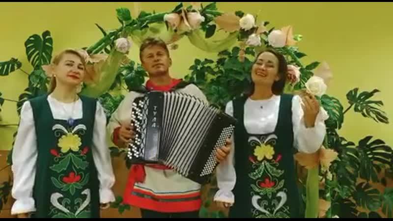 Ансамбль русской песни Симбирянка Песня Бабье лето