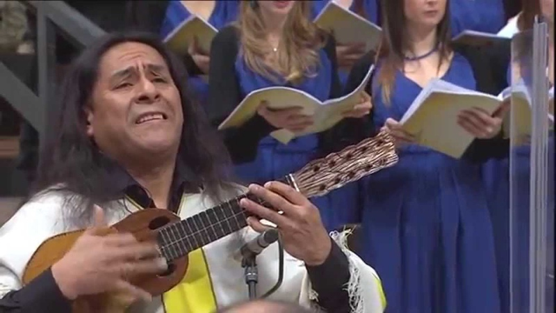 Misa Criolla en el Vaticano Gloria