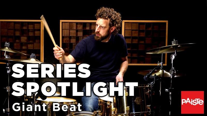 PAISTE CYMBALS - Series Spotlight - Giant Beat