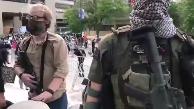 Вооруженные граждане в США [Оперируй молча   Наемники   ЧВК]