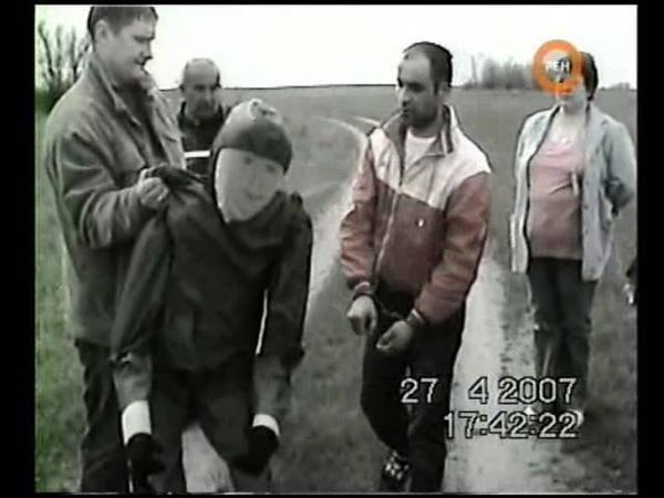 Детективные истории Бомжи убийцы 16