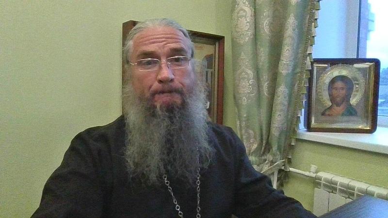 Пятницкие встречи с деревенским епископом на Вознесение Ч 2