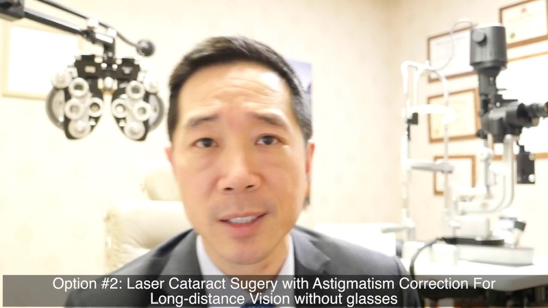 Understanding cataract and lens surgery How we explain it Shannon Wong MD