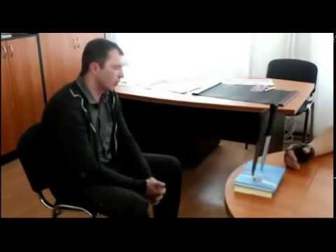 Ополченцы задержали интернет героя Смотрим что с ним будет 09 08 2015 Горловка