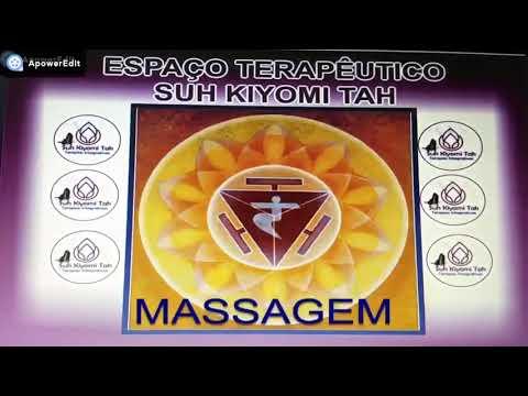 APRESENTAÇÃO ESPAÇO TERAPÊUTICO SUH KIYOMI TAH TERAPIAS INTEGRATIVAS PRESIDENTE PRUDENTE