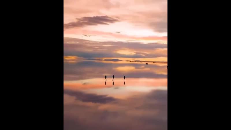 Озеро в Боливии