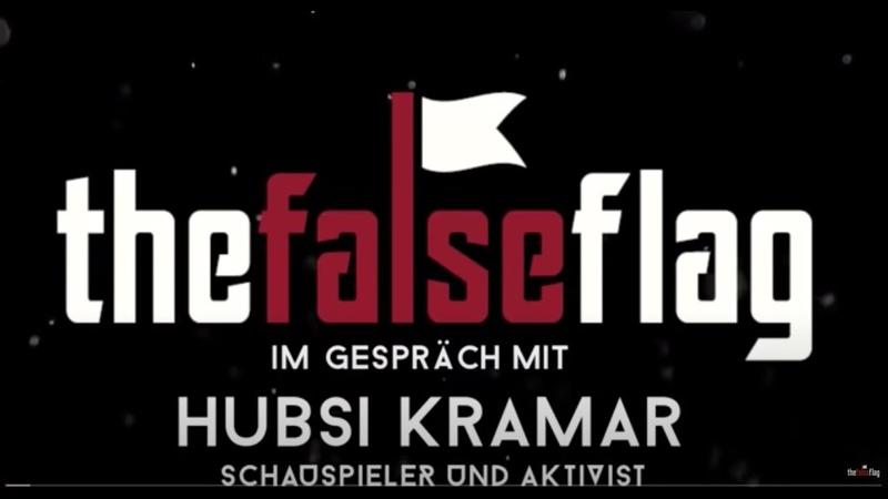 ReUp Ein Revoluzzer mit Herz und Verstand Im Gespräch mit Hubsi Kramar Schauspieler Aktivist