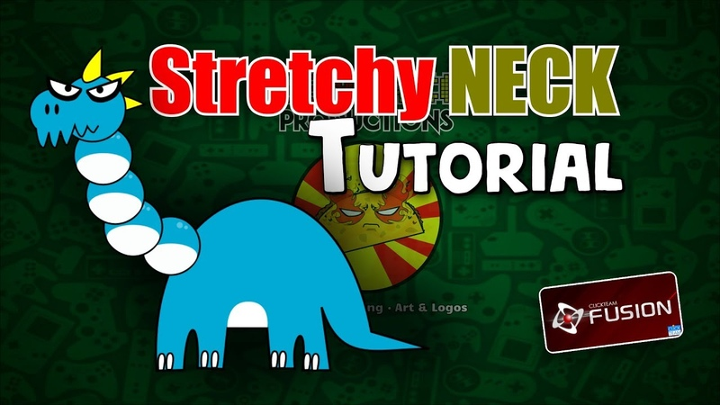 Stretchy Neck Tutorial for Clickteam Fusion 2 5