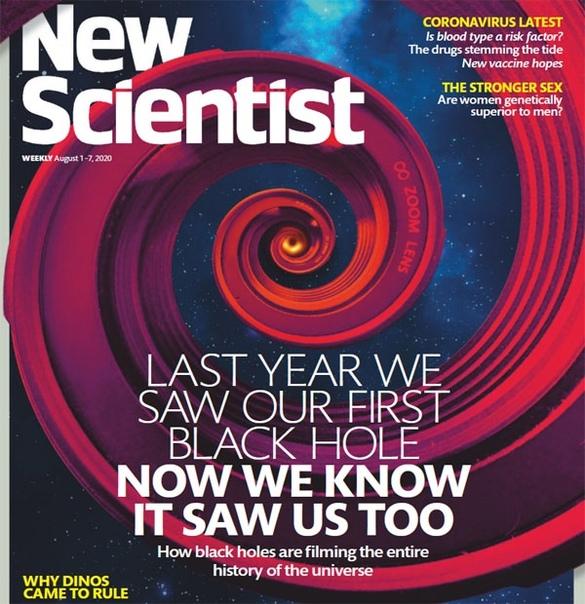 2020-08-01 New Scientist